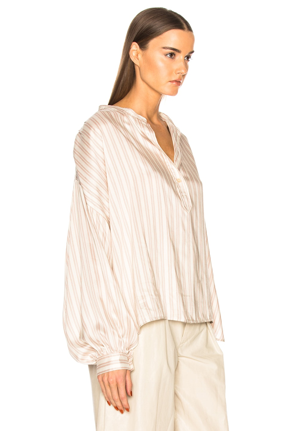 Image 2 of Isabel Marant Ilda Top in Light Pink