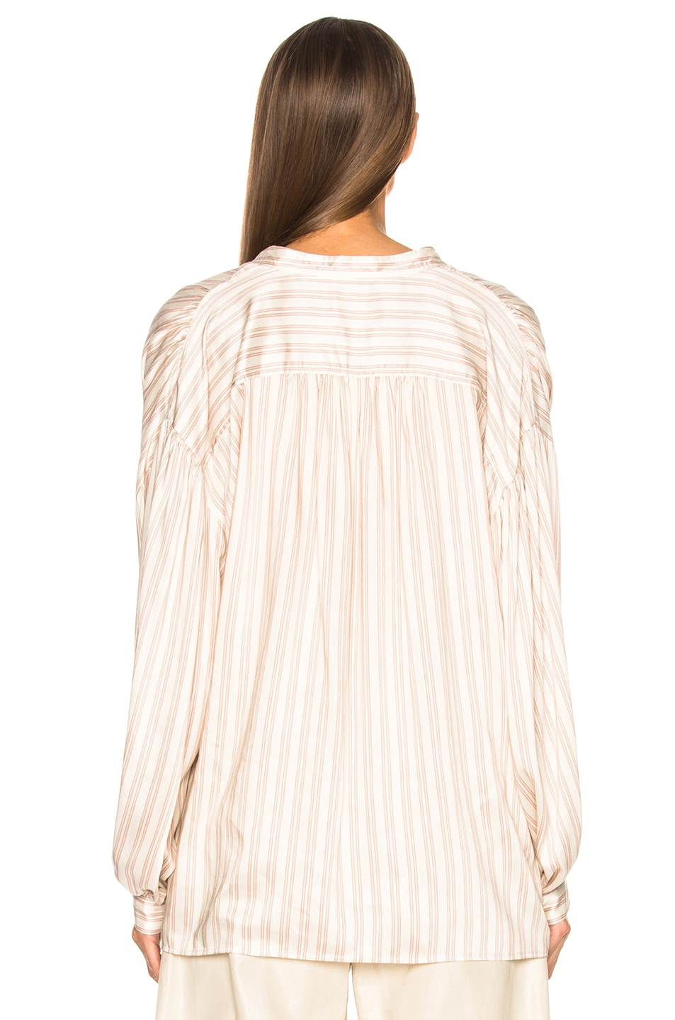 Image 3 of Isabel Marant Ilda Top in Light Pink