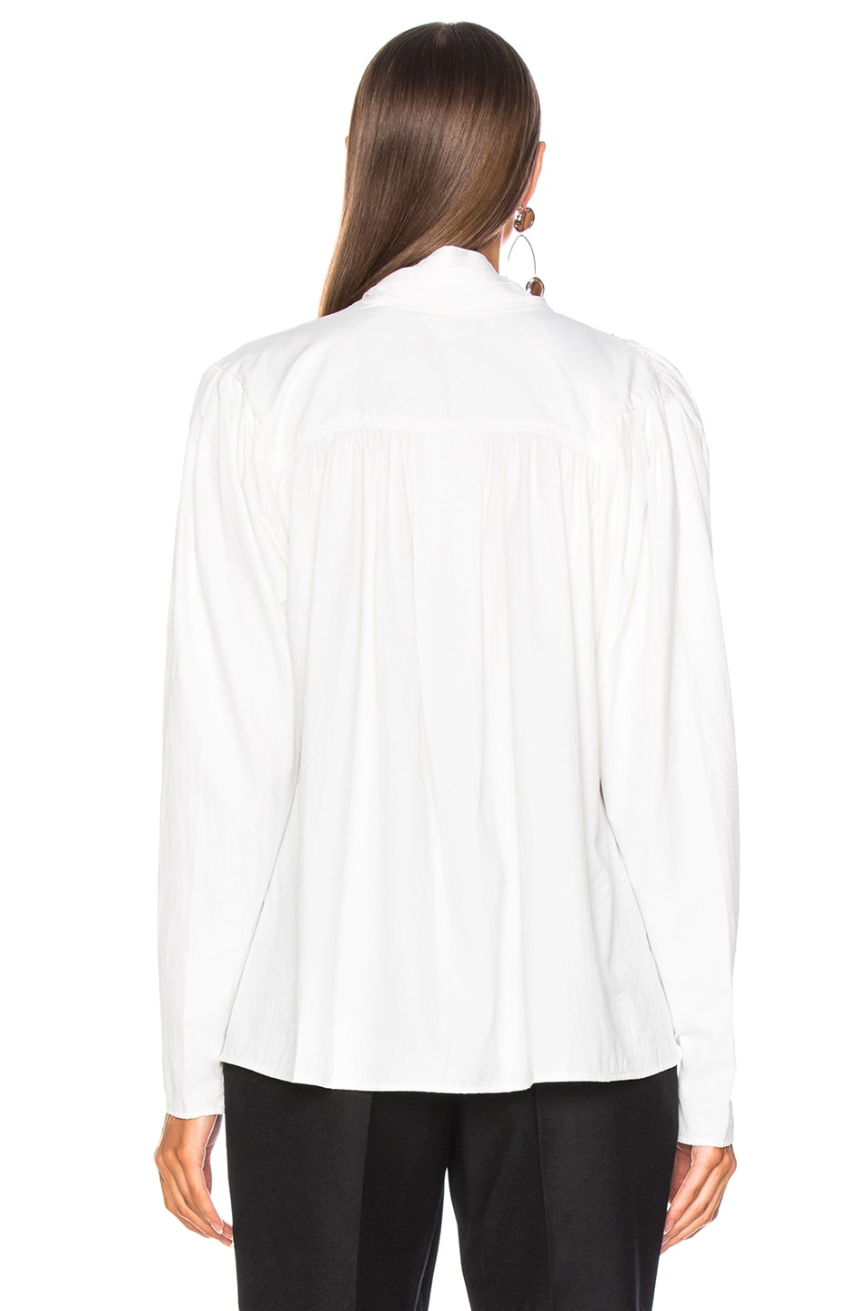 Image 5 of Isabel Marant Ugi Top in White