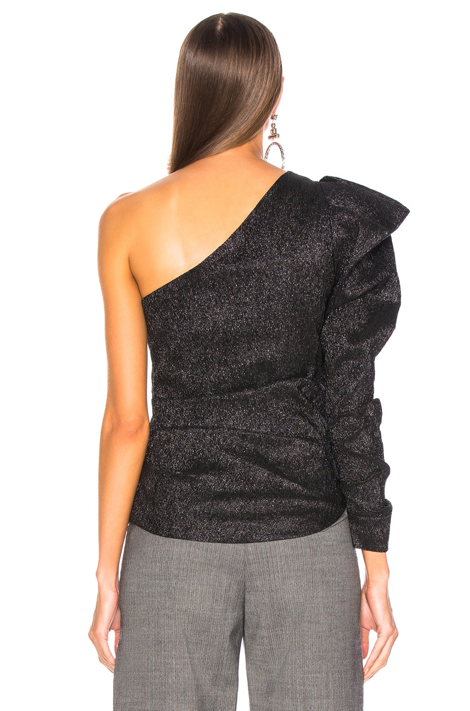 Image 4 of Isabel Marant Loop Top in Black