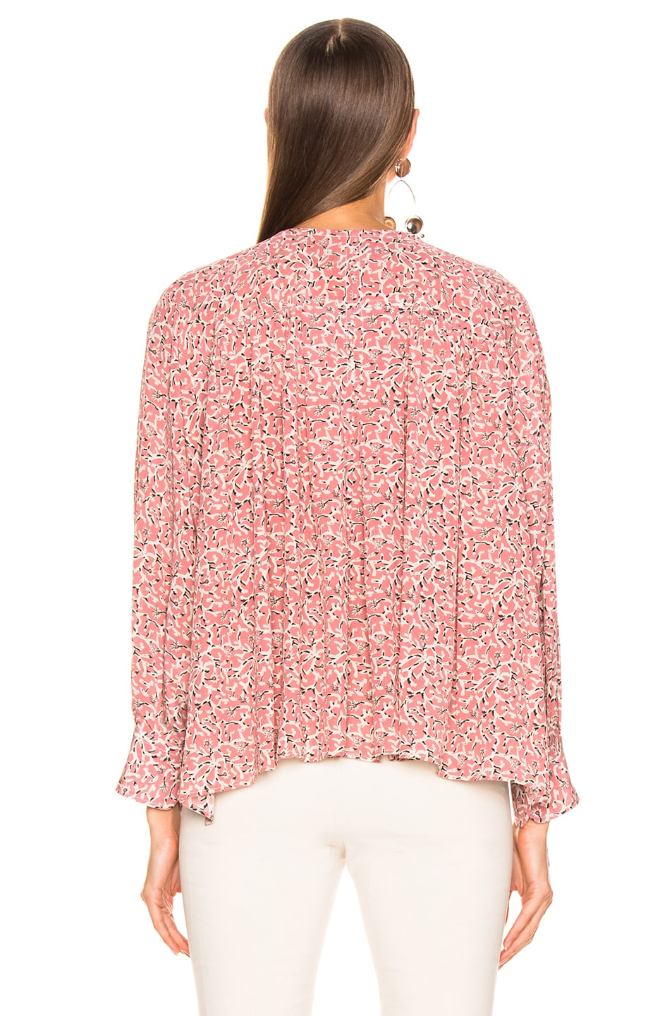 Image 3 of Isabel Marant Amba Top in Pink