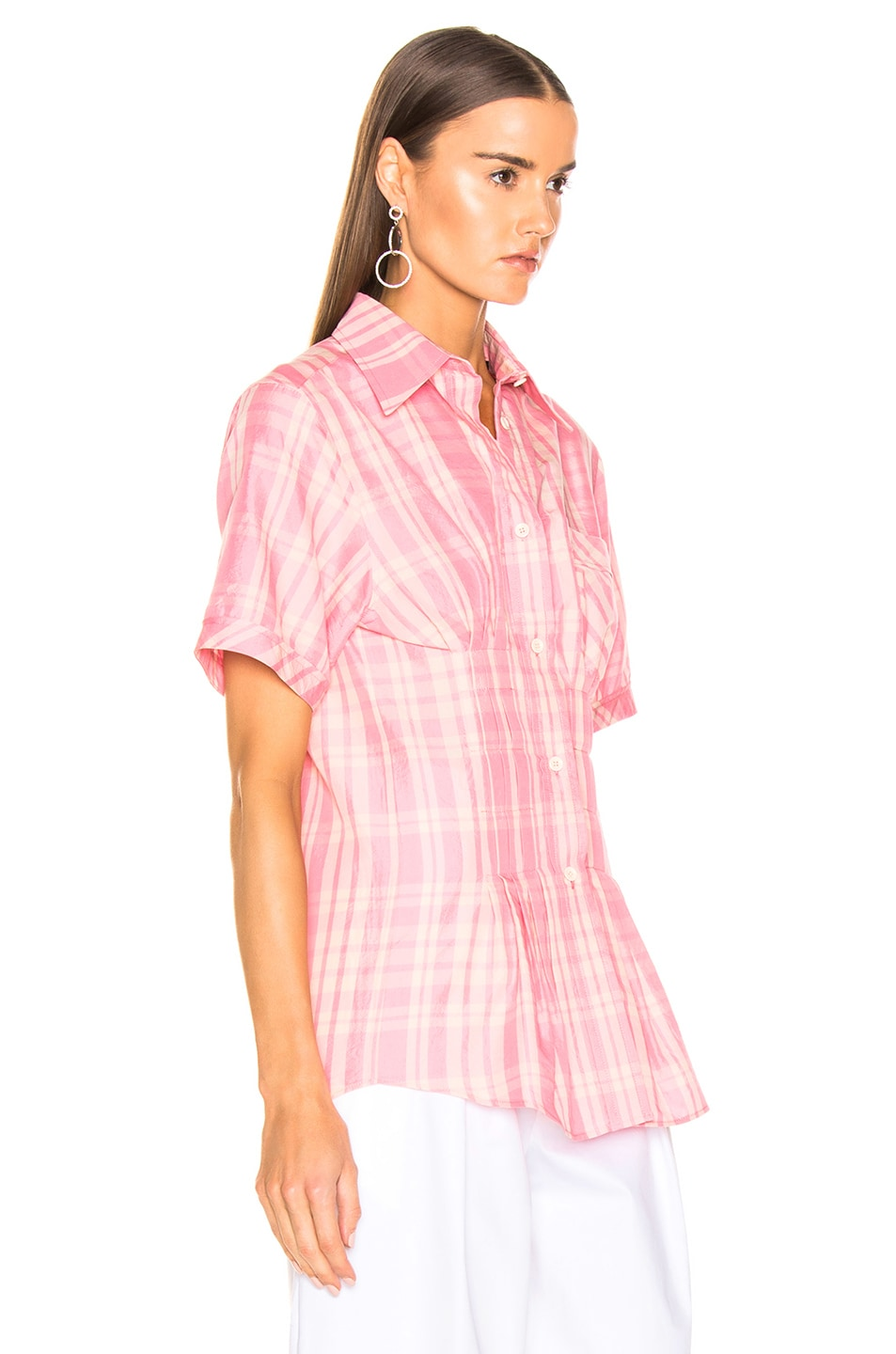 Image 2 of Isabel Marant Emily Top in Pink