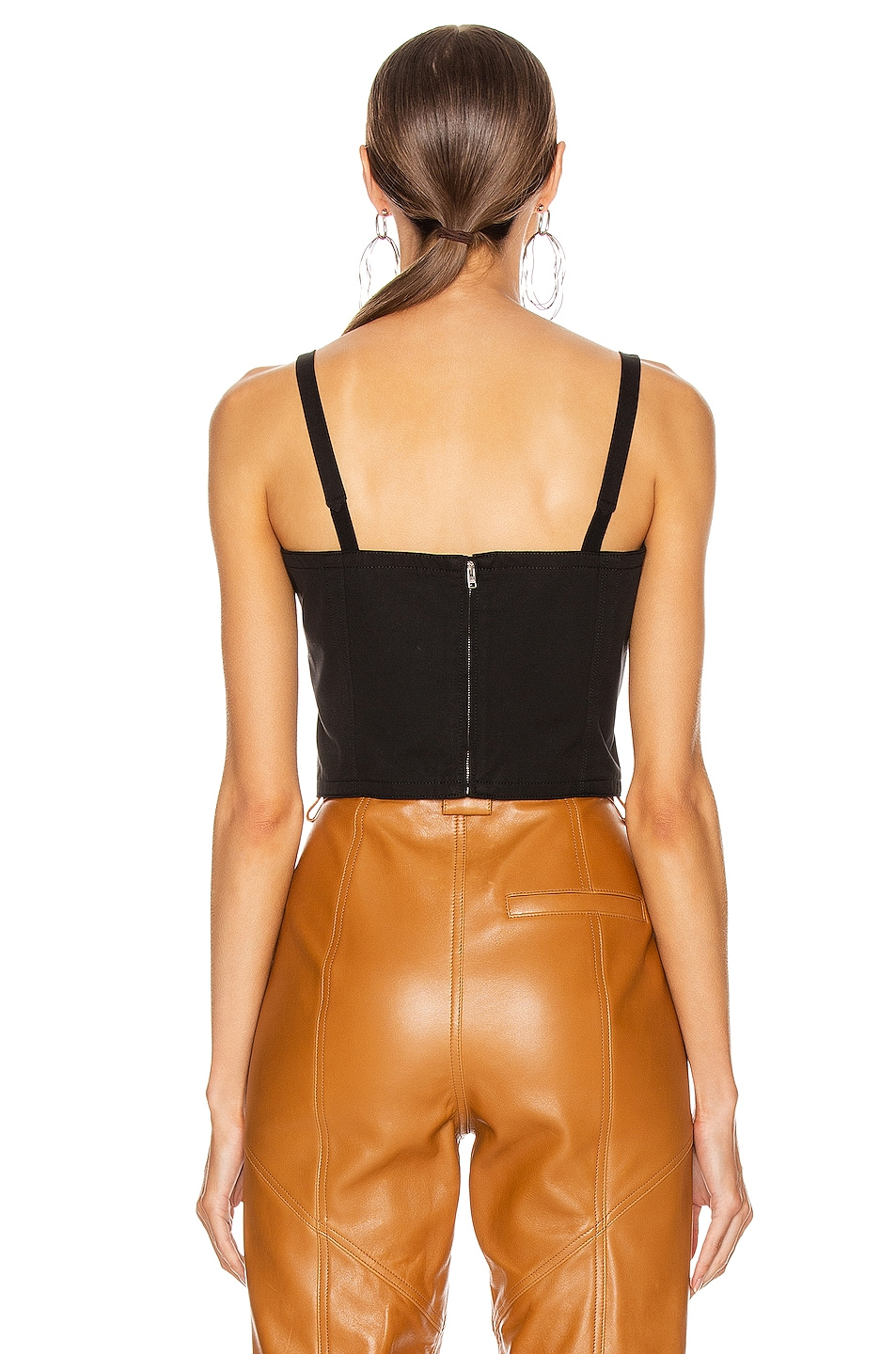 Image 3 of Isabel Marant Howell Top in Black