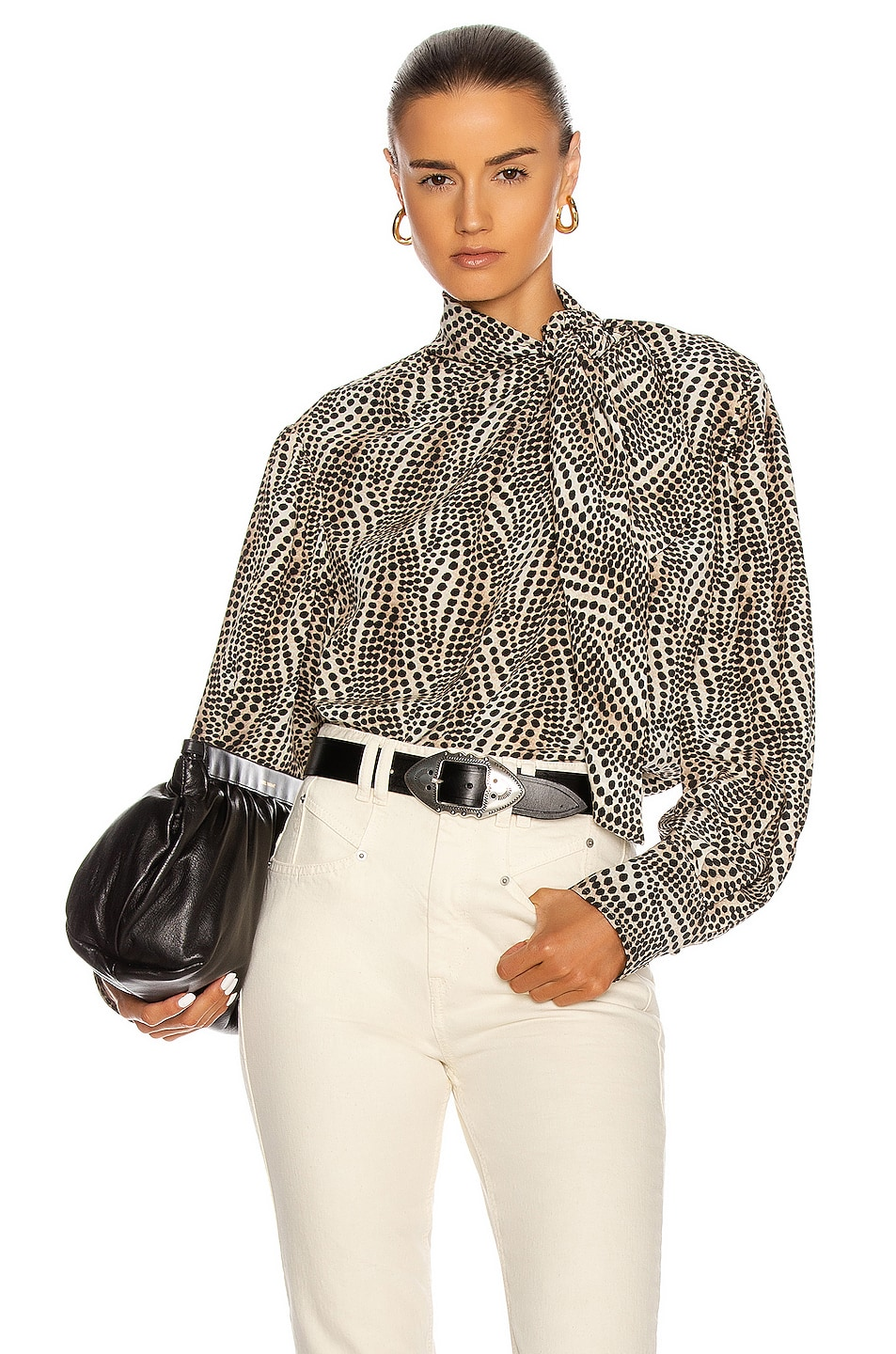 Image 1 of Isabel Marant Ilkeith Top in Beige