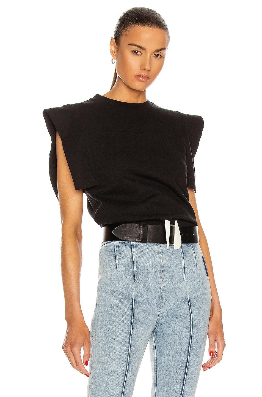Image 1 of Isabel Marant Zelipa Top in Black