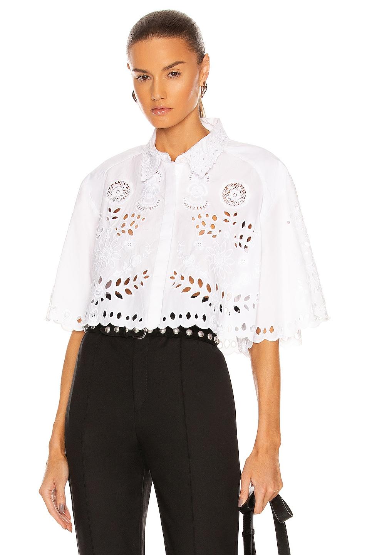 Image 1 of Isabel Marant Derron Top in White