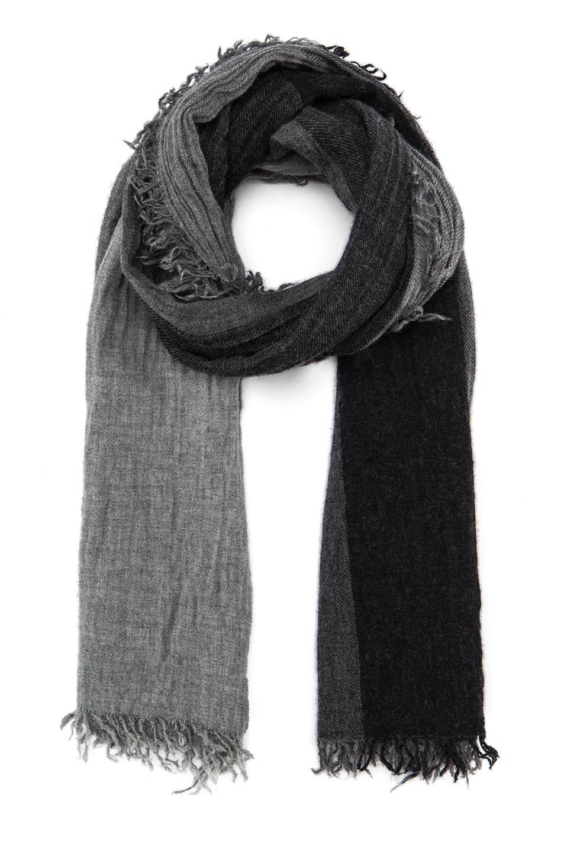 Image 1 of Isabel Marant Jaden Wooly Scarf in Grey