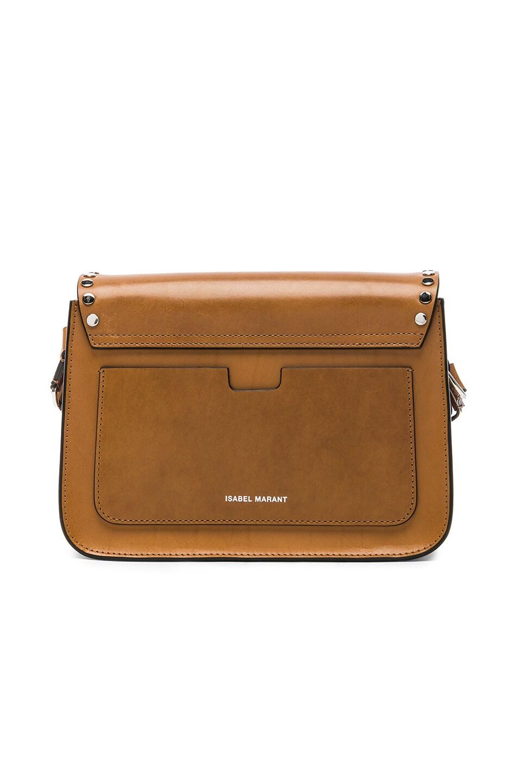 Image 3 of Isabel Marant Calibar Bag in Natural