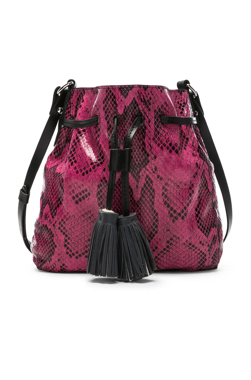 Image 1 of Isabel Marant Beeka Bag in Raspberry