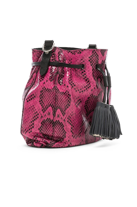 Image 4 of Isabel Marant Beeka Bag in Raspberry