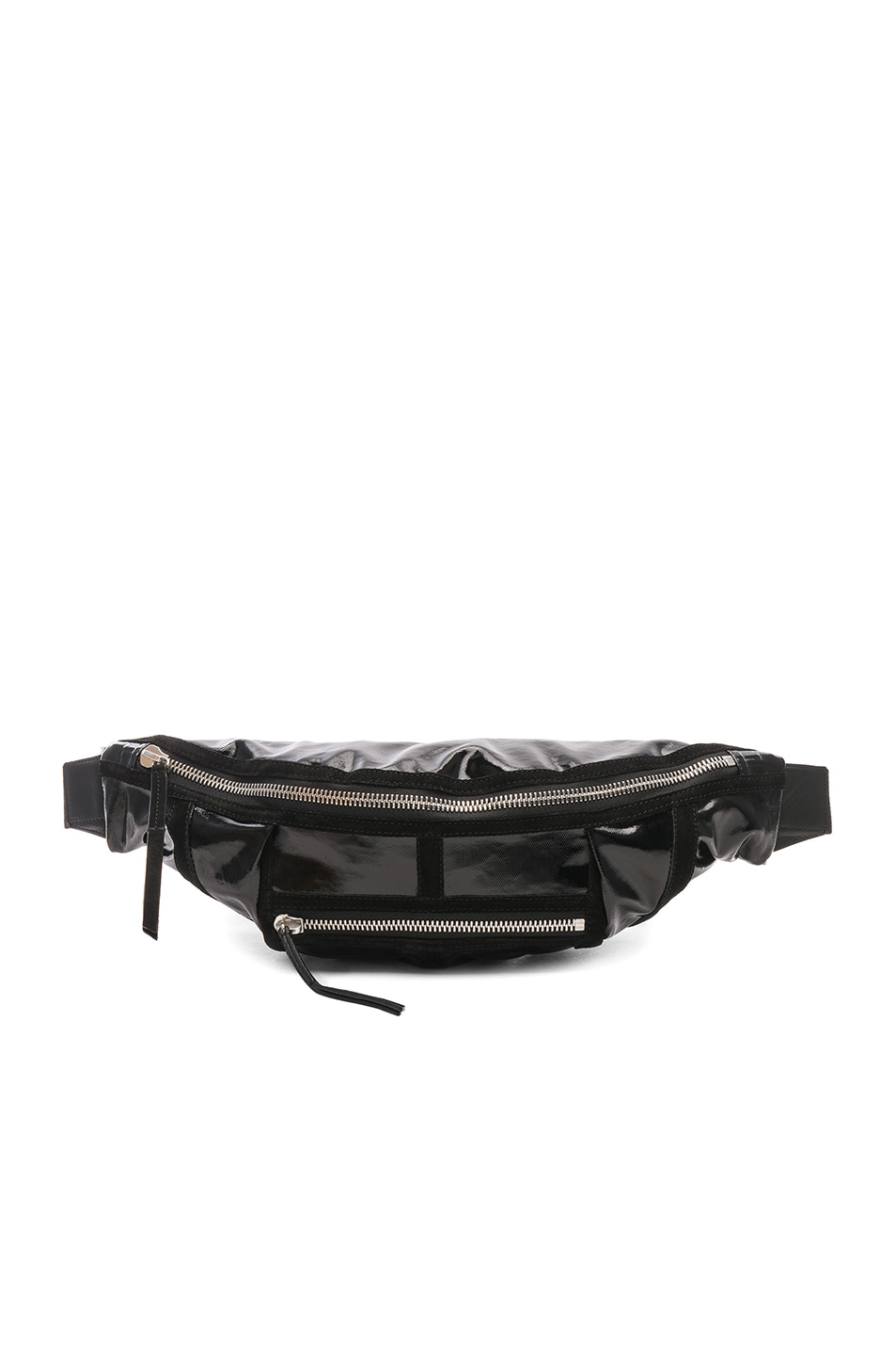 Image 1 of Isabel Marant Noomi Fanny Pack in Black