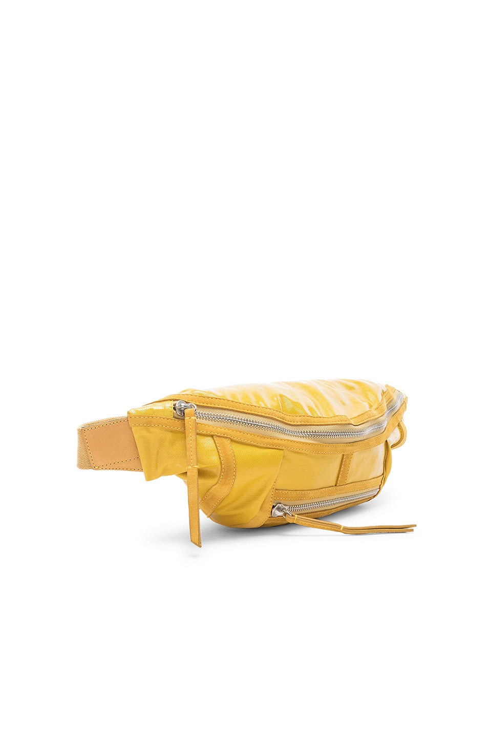 Image 4 of Isabel Marant Noomi Fanny Pack in Yellow