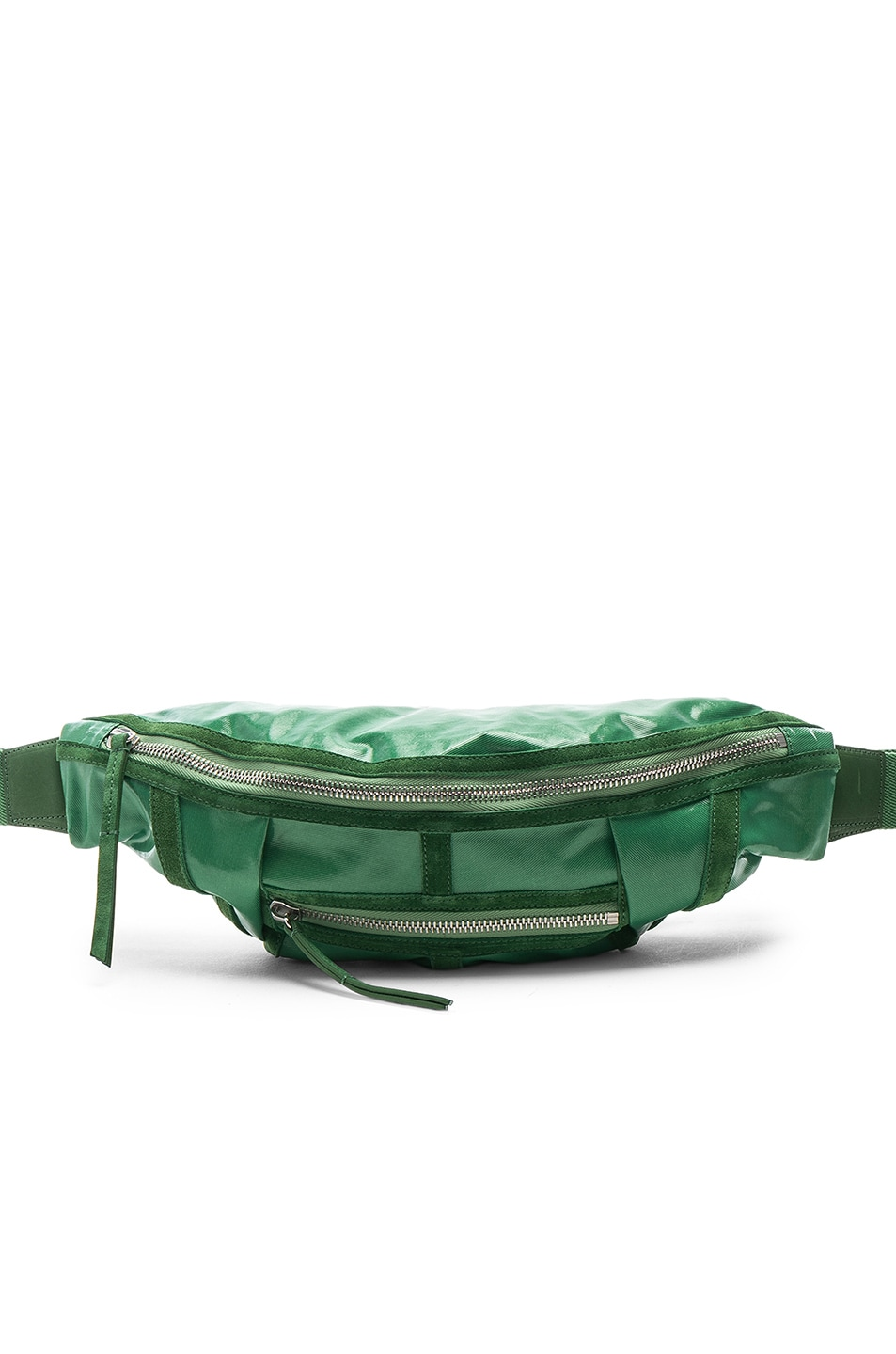 Image 1 of Isabel Marant Noomi Fanny Pack in Green