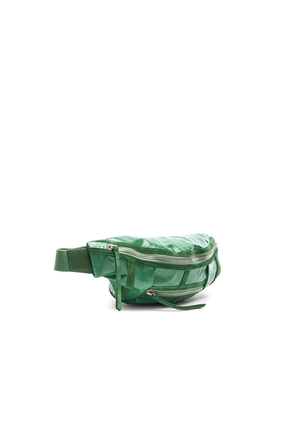 Image 4 of Isabel Marant Noomi Fanny Pack in Green