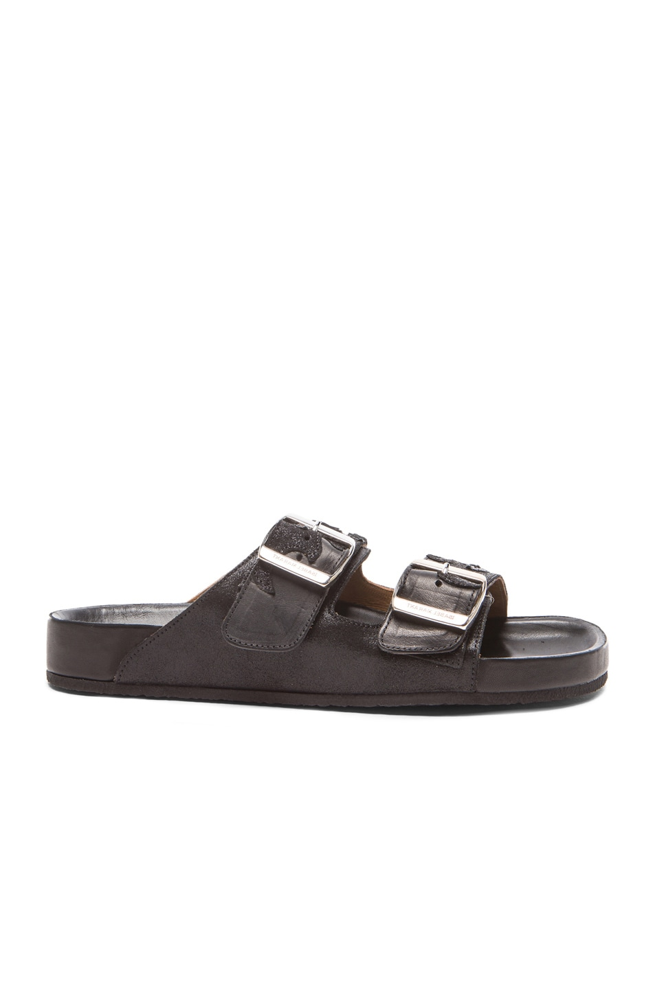 Image 1 of Isabel Marant Gail Cholita Sandals in Black