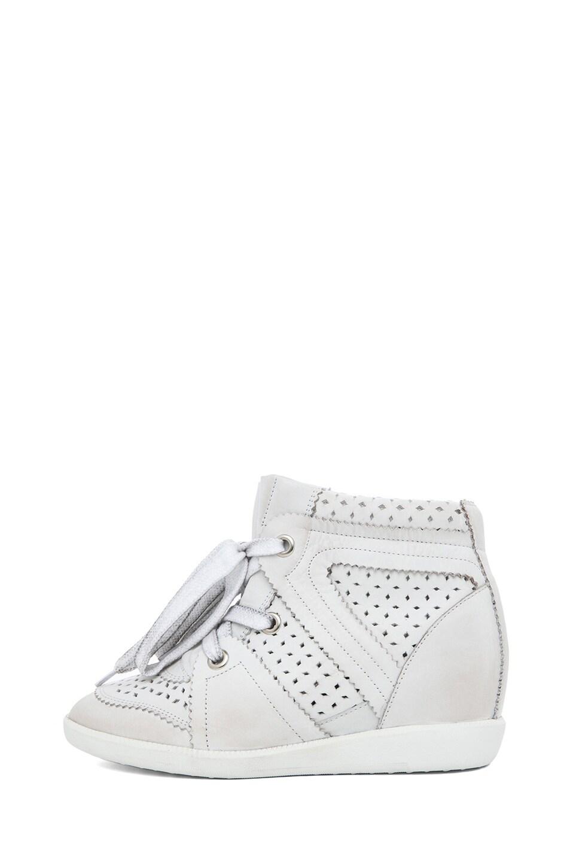 Image 1 of Isabel Marant Baya Sneaker in Craie