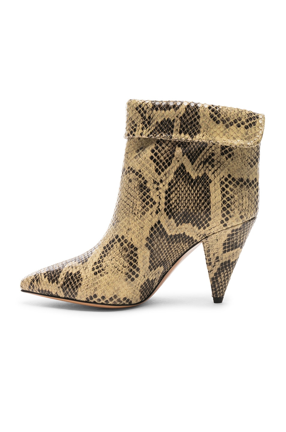 Image 5 of Isabel Marant Lisbo Boot in Natural