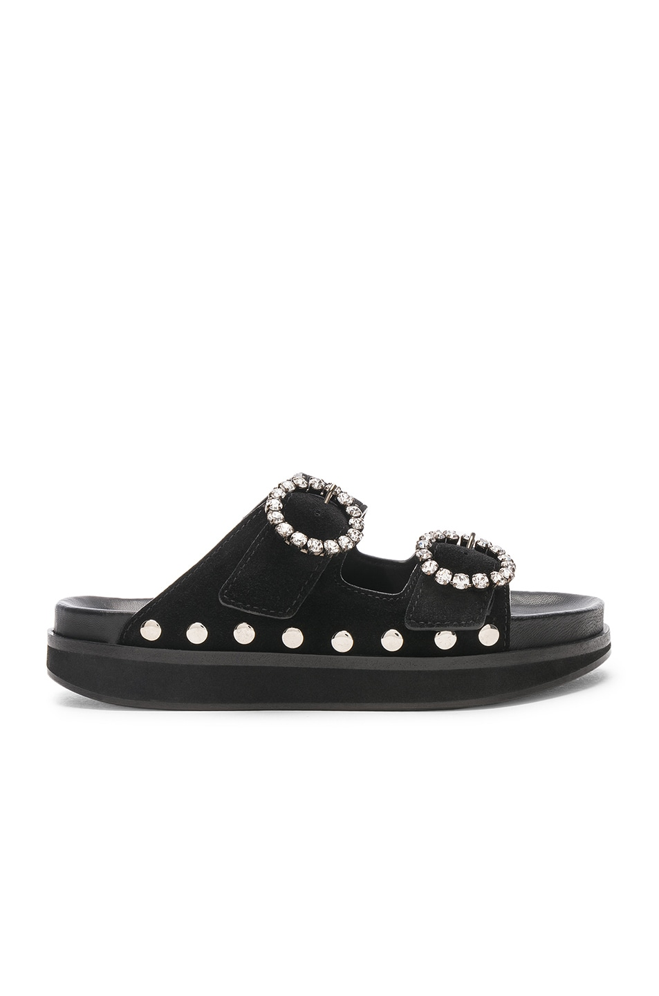 Image 1 of Isabel Marant Noddi Sandal in Black