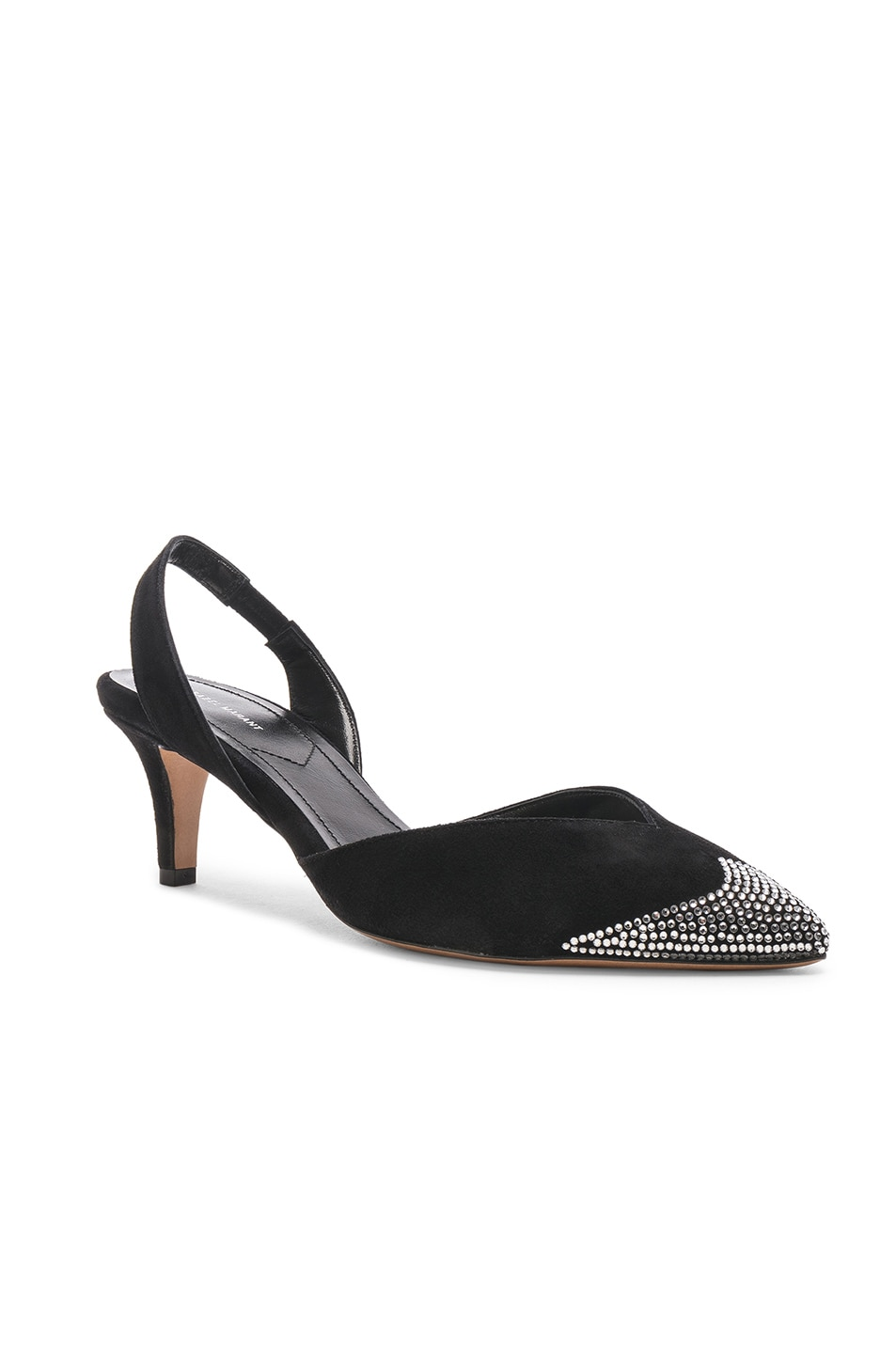 Image 2 of Isabel Marant Parkling Heel in Black