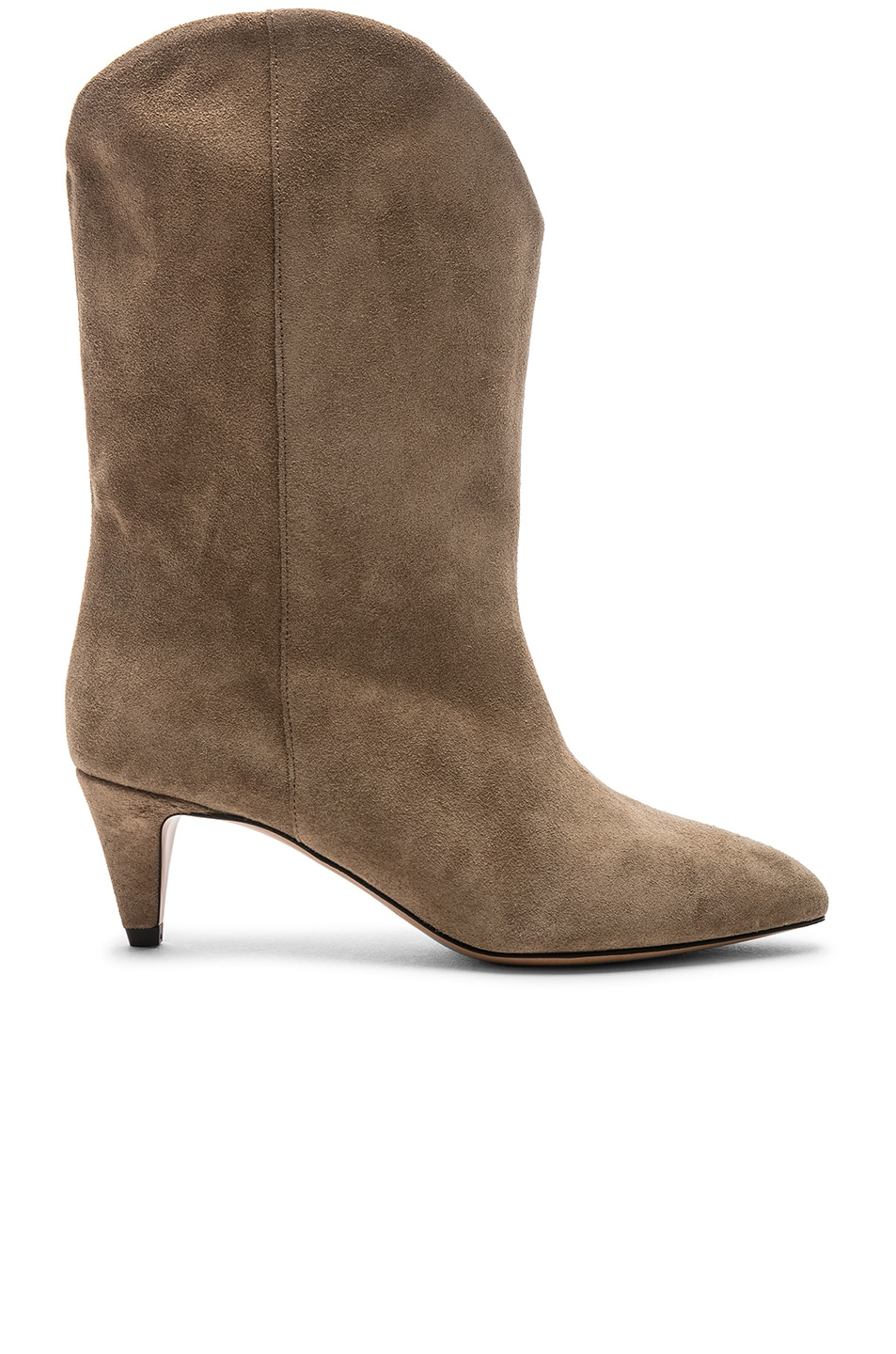 Image 1 of Isabel Marant Dernee Boot in Taupe