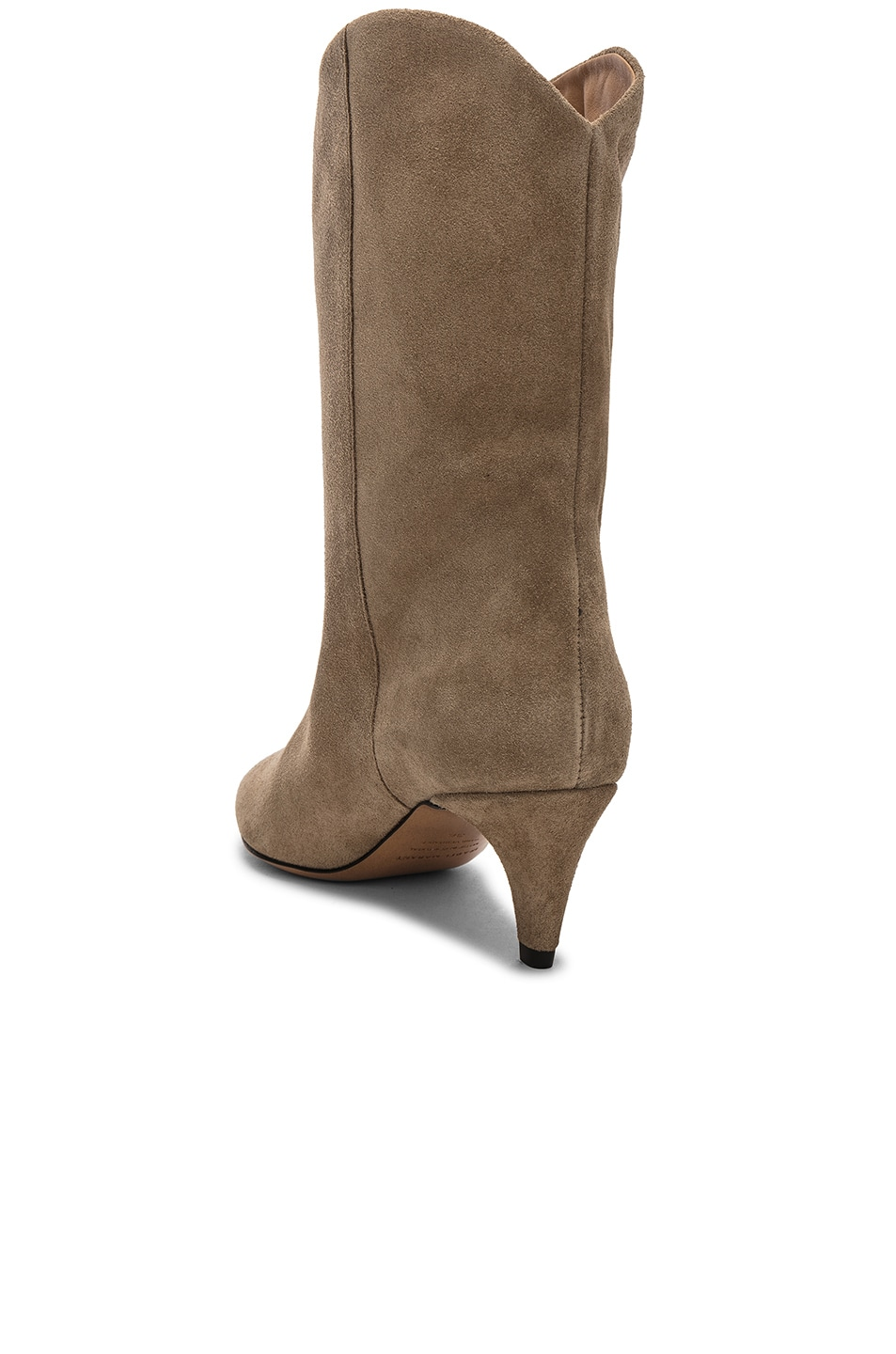 Image 3 of Isabel Marant Dernee Boot in Taupe