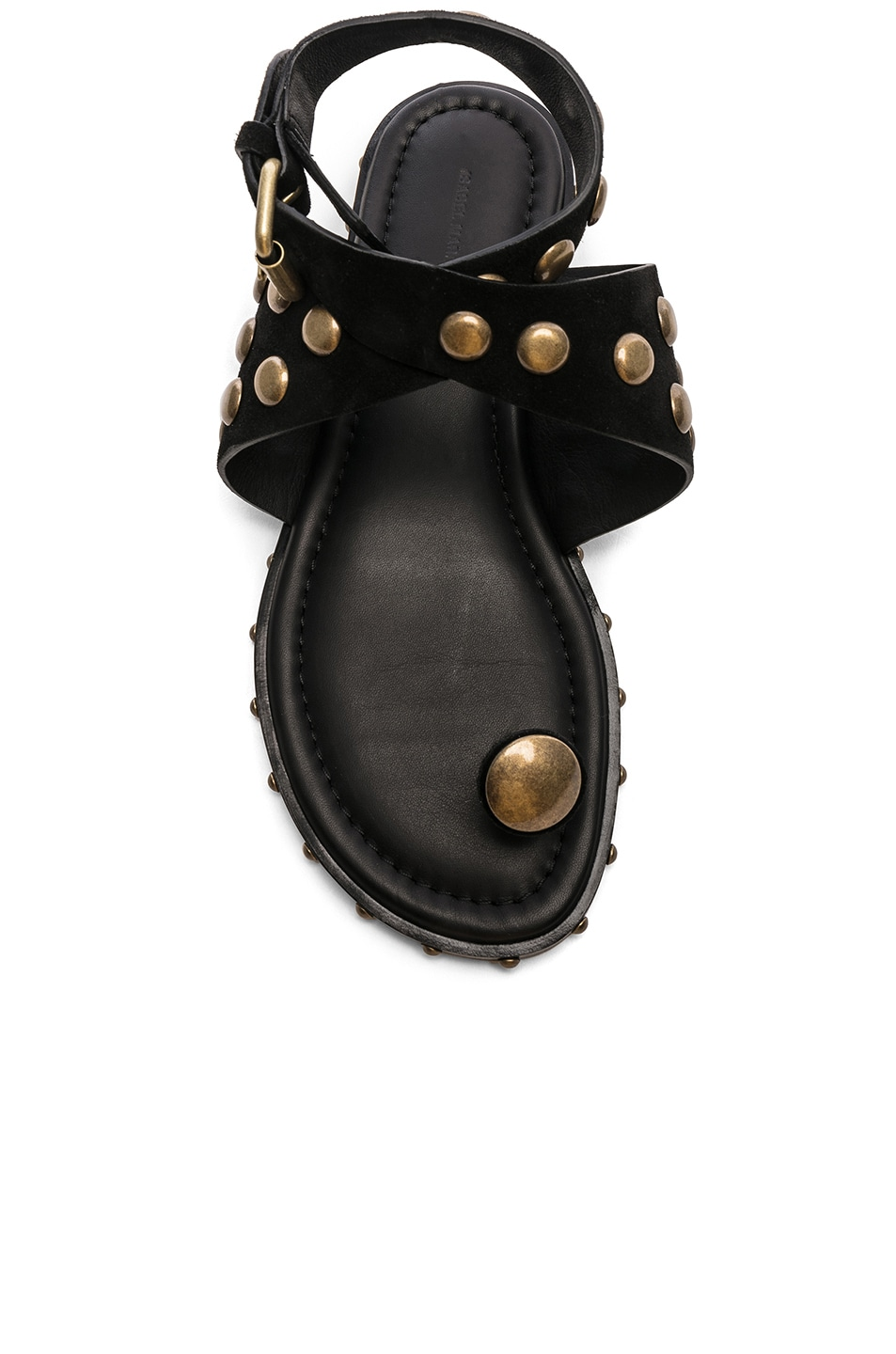Image 4 of Isabel Marant Jangee Sandal in Black