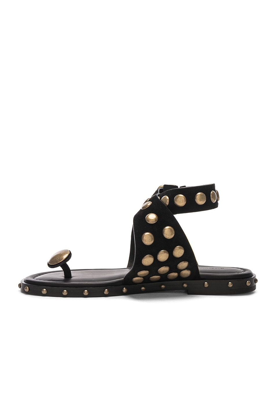 Image 5 of Isabel Marant Jangee Sandal in Black