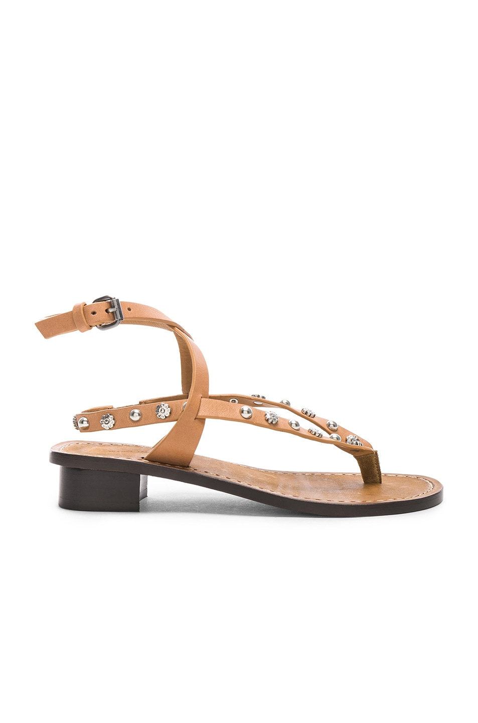 Image 1 of Isabel Marant Jings Sandal in Brown