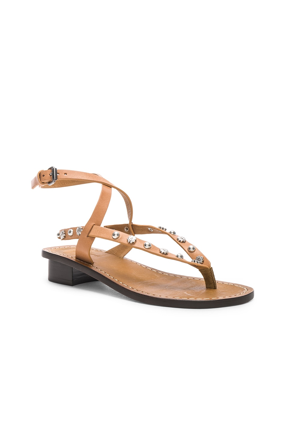 Image 2 of Isabel Marant Jings Sandal in Brown
