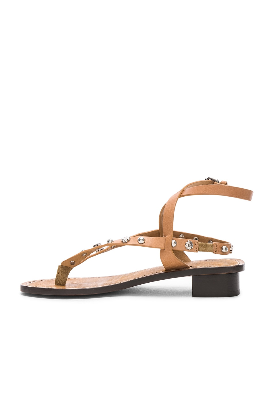 outlet Isabel Marant Jings Sandal Brown