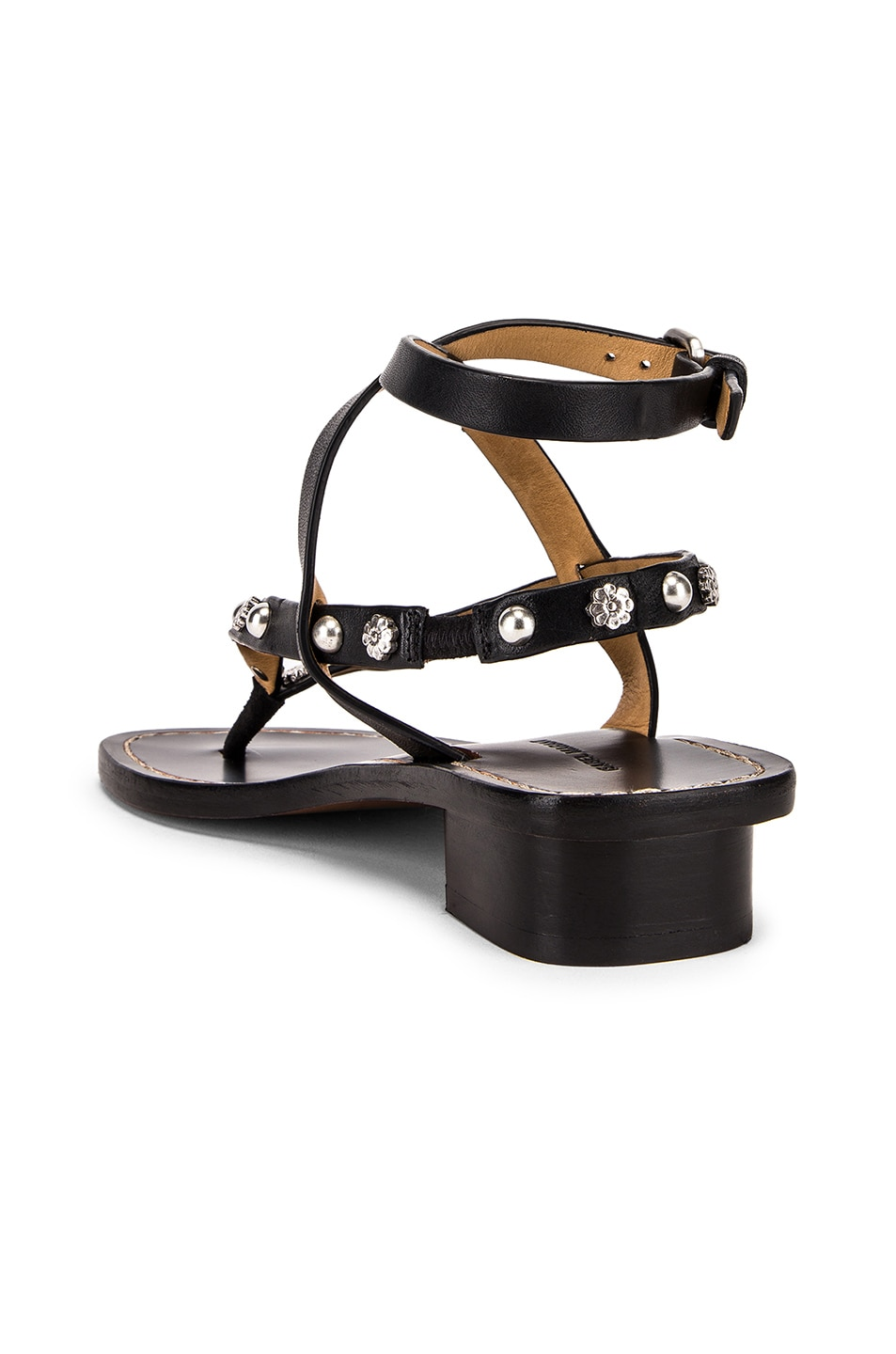 Image 3 of Isabel Marant Jings Sandal in Black