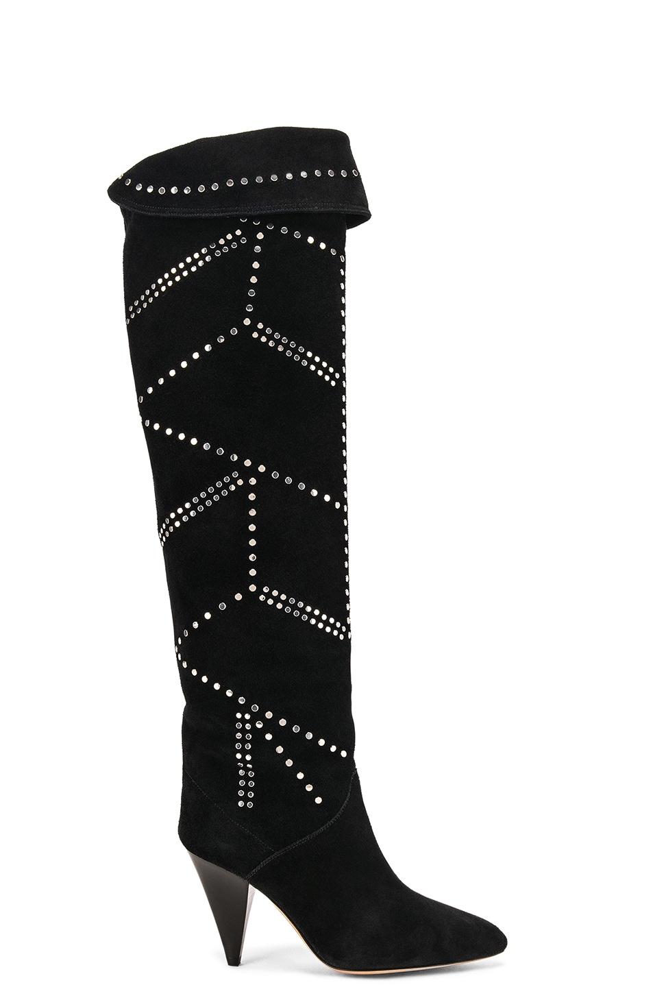 Image 1 of Isabel Marant Ladra Boot in Black