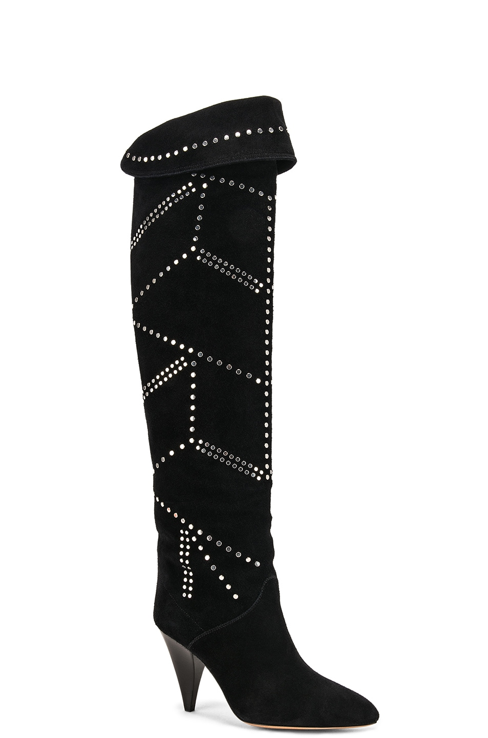 Image 2 of Isabel Marant Ladra Boot in Black