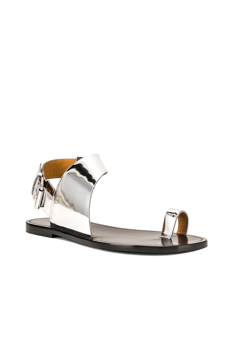 Image 2 of Isabel Marant Joostee Sandal in Silver