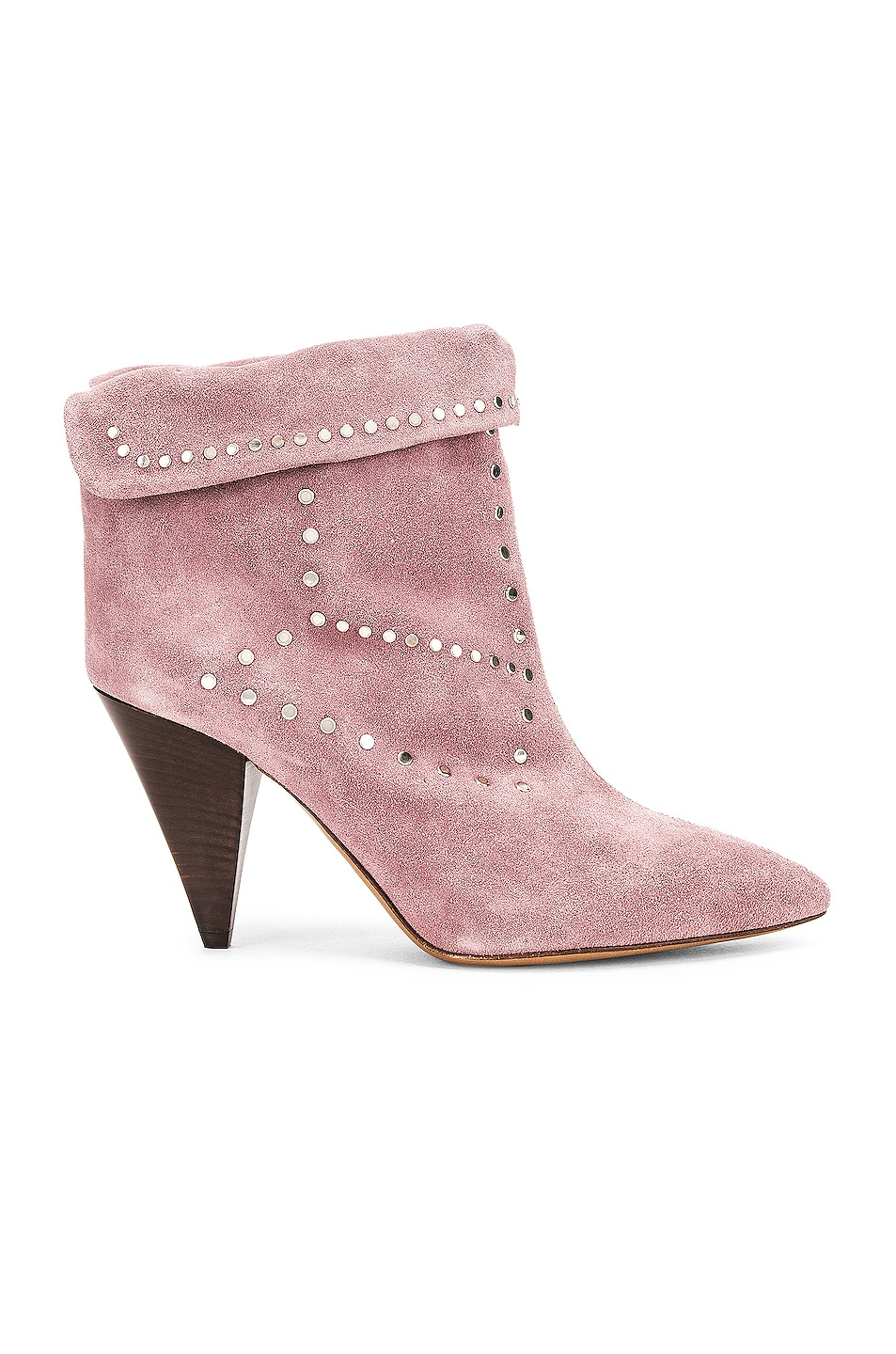 Image 1 of Isabel Marant Lisbo Boot in Lilac