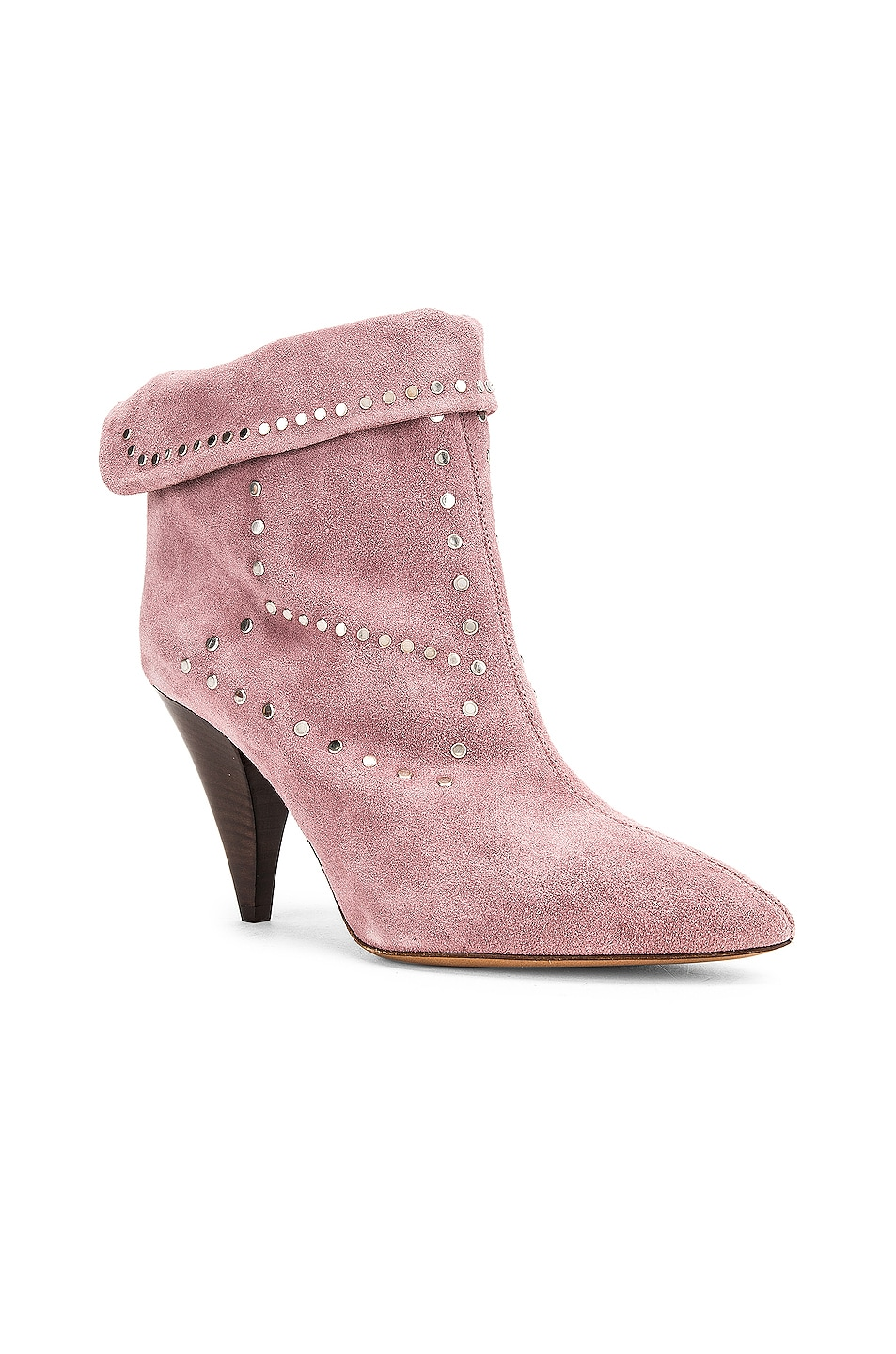 Image 2 of Isabel Marant Lisbo Boot in Lilac