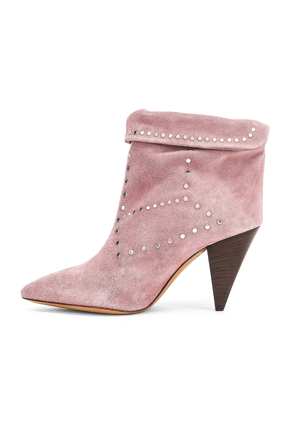Image 5 of Isabel Marant Lisbo Boot in Lilac