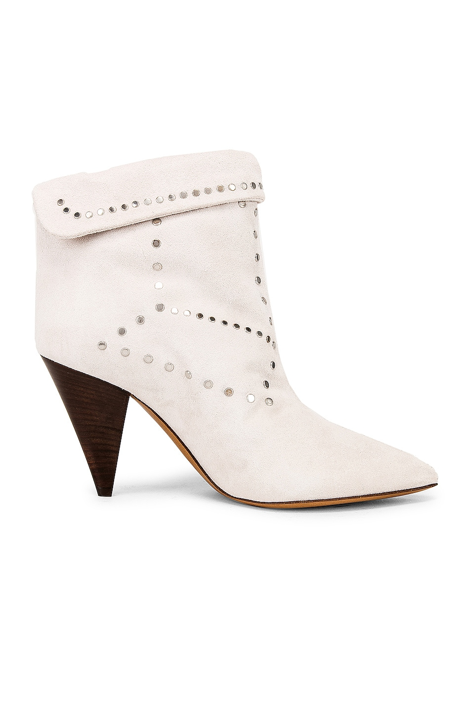 Image 1 of Isabel Marant Lisbo Boot in White