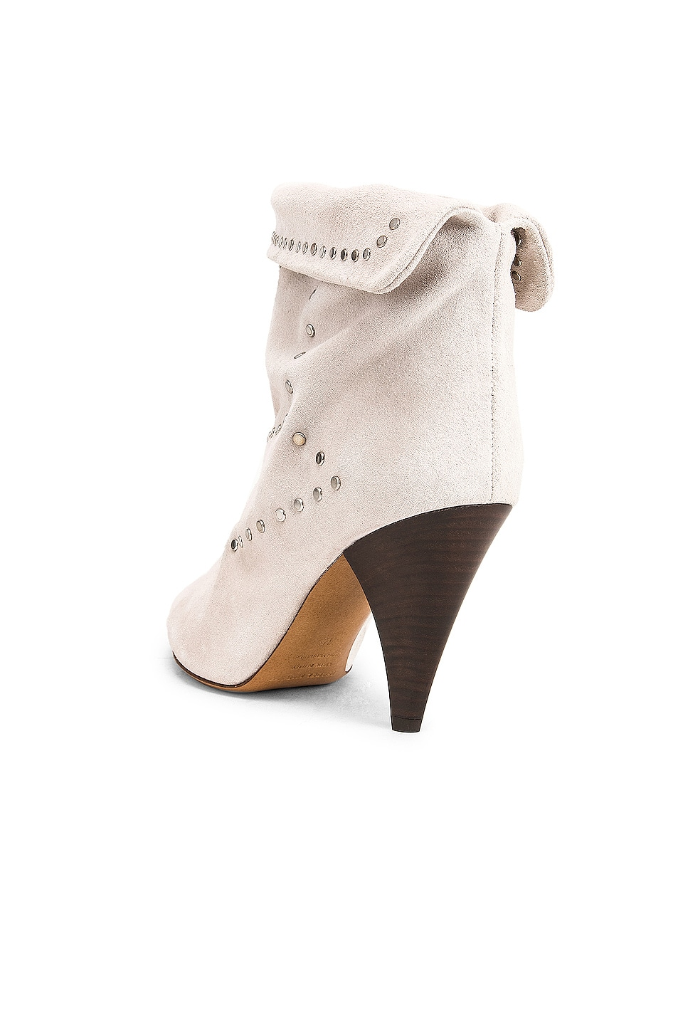 Image 3 of Isabel Marant Lisbo Boot in White