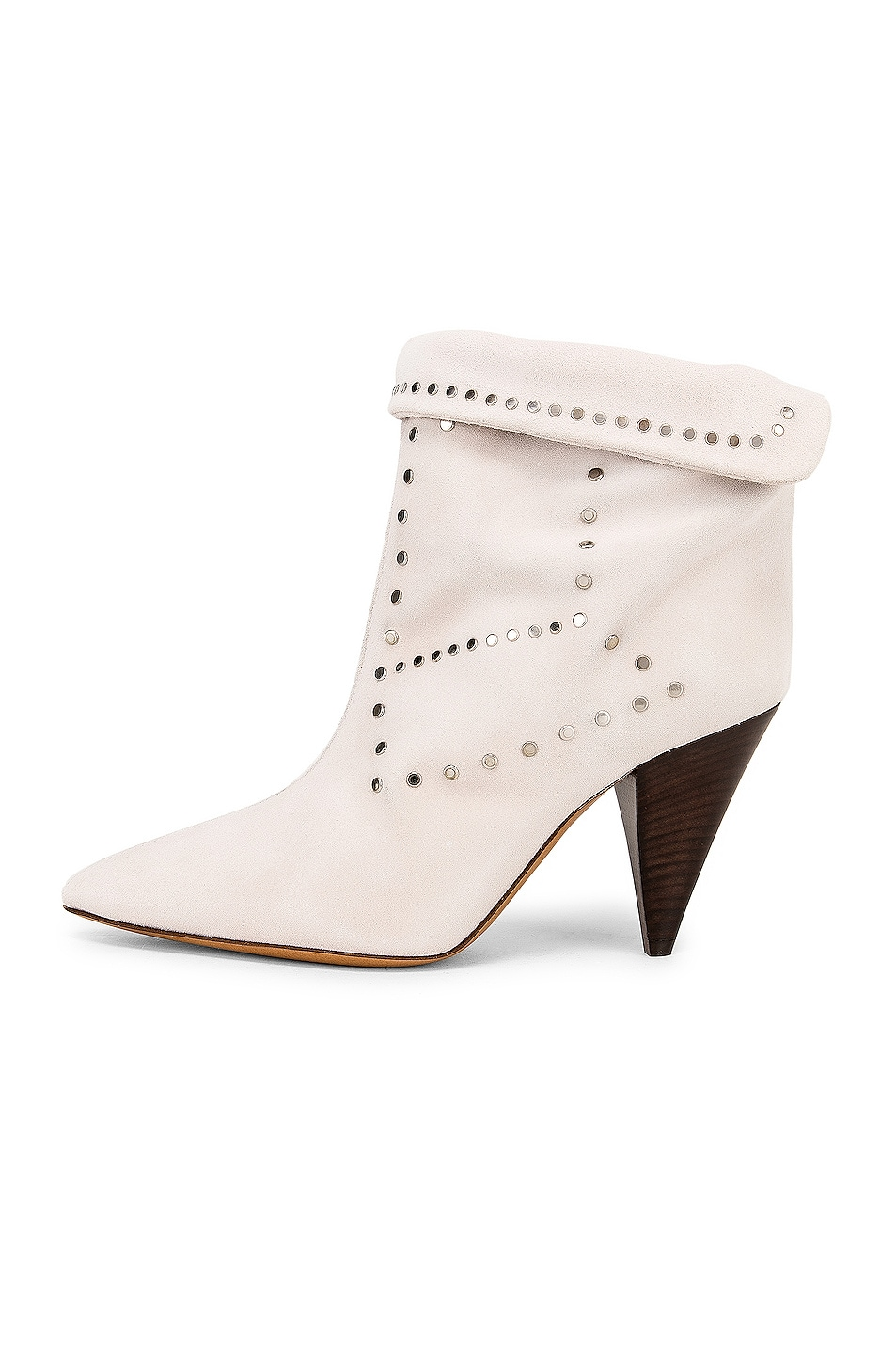 Image 5 of Isabel Marant Lisbo Boot in White