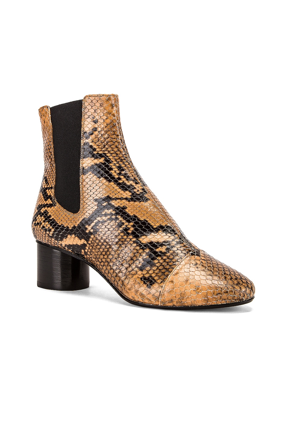 Image 2 of Isabel Marant Danae Boot in Fauve