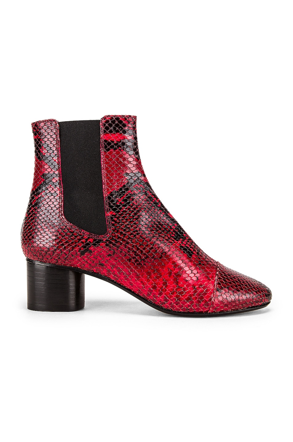 Image 1 of Isabel Marant Danae Boot in Red