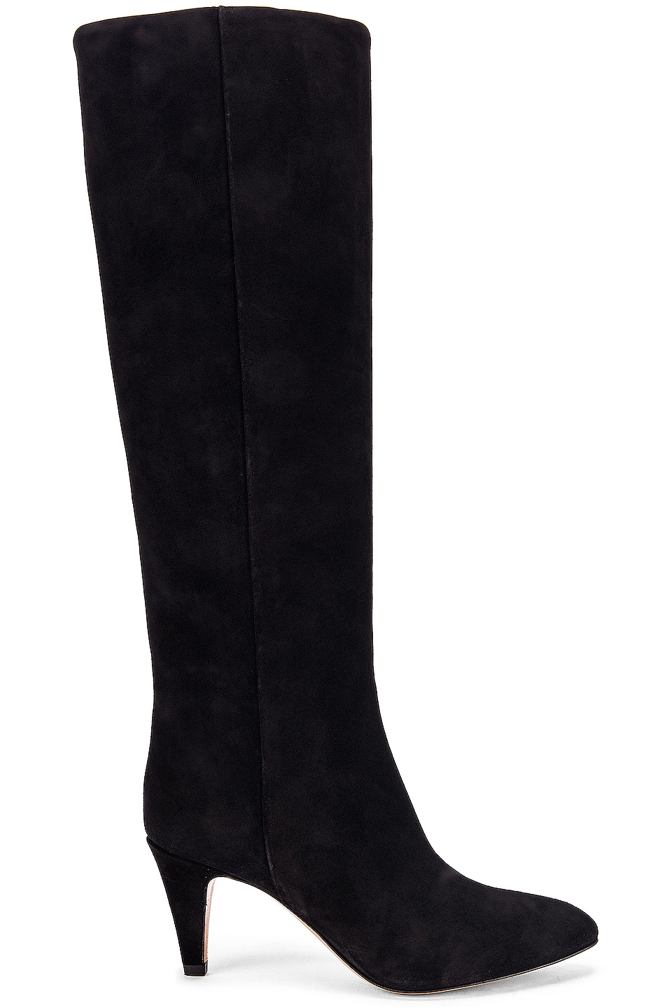 Image 1 of Isabel Marant Latsen Suede Boot in Black