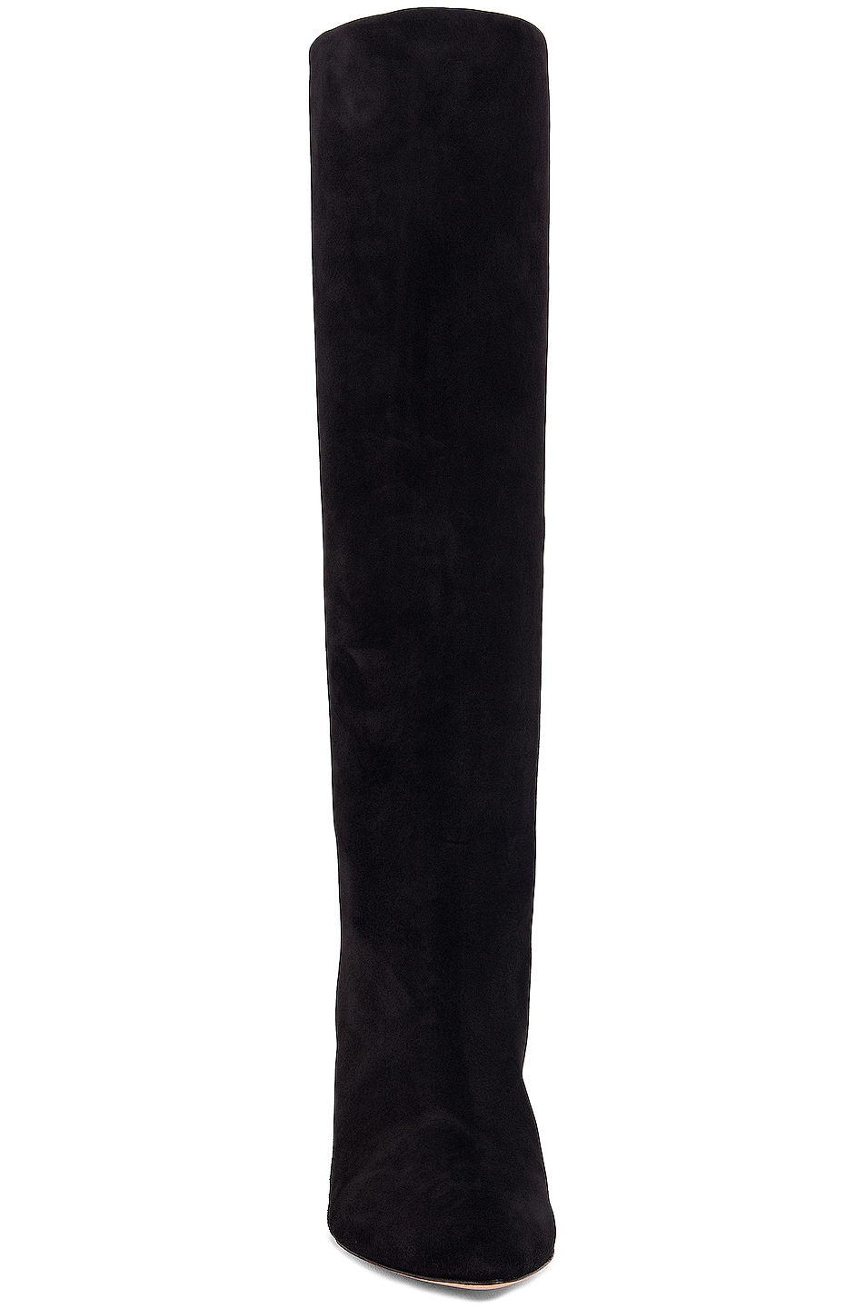 Image 4 of Isabel Marant Latsen Suede Boot in Black