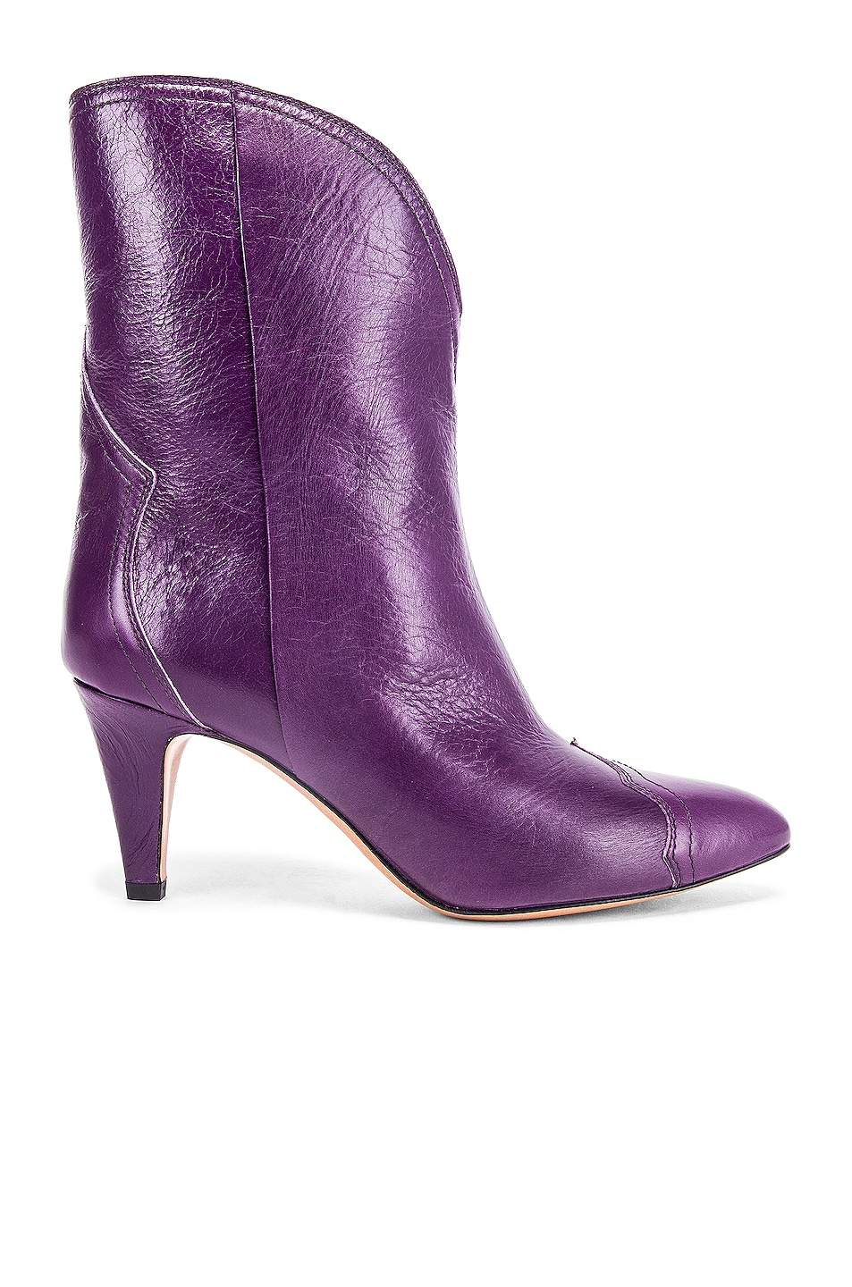 Image 1 of Isabel Marant Dythey Boot in Purple