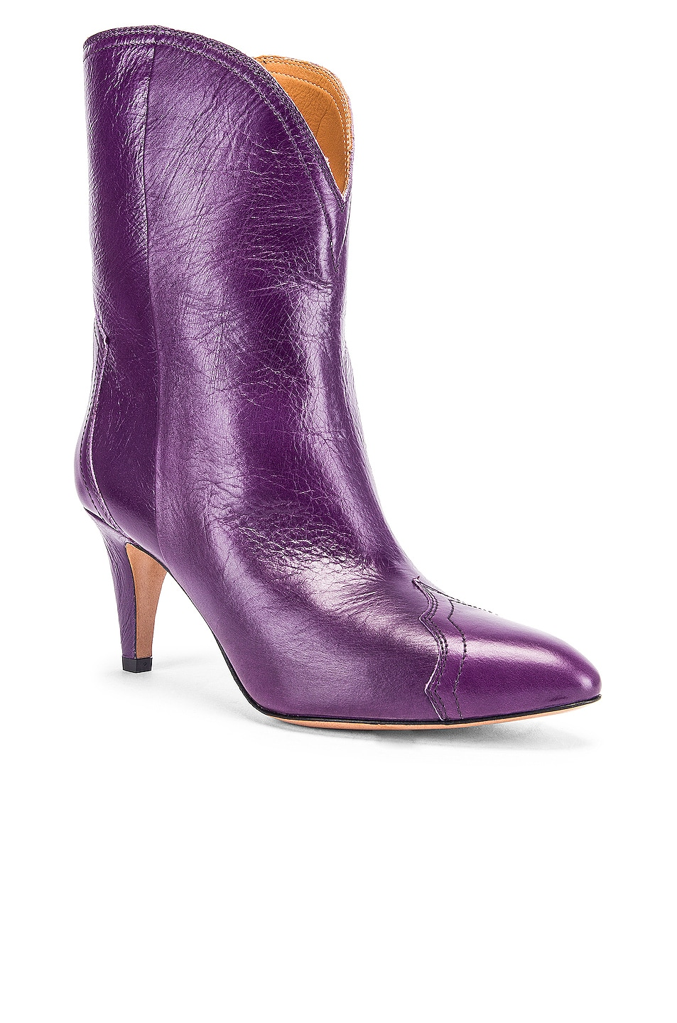 Image 2 of Isabel Marant Dythey Boot in Purple