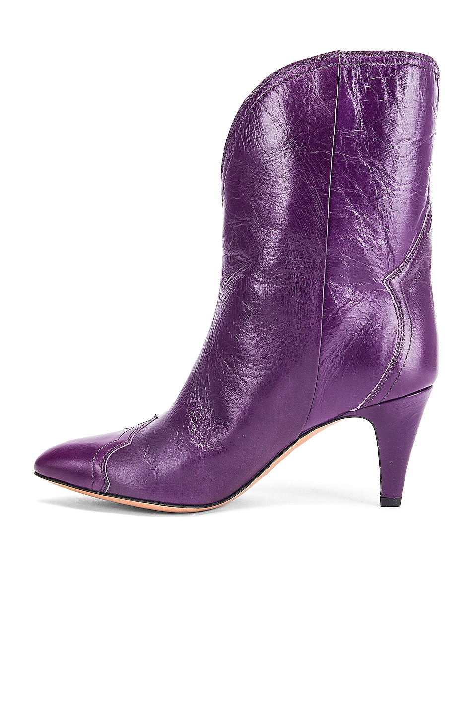 Image 5 of Isabel Marant Dythey Boot in Purple