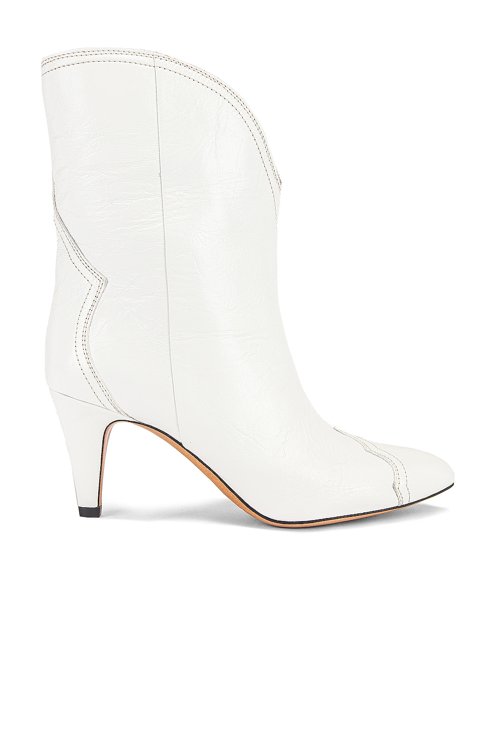 Image 1 of Isabel Marant Dythey Boot in White
