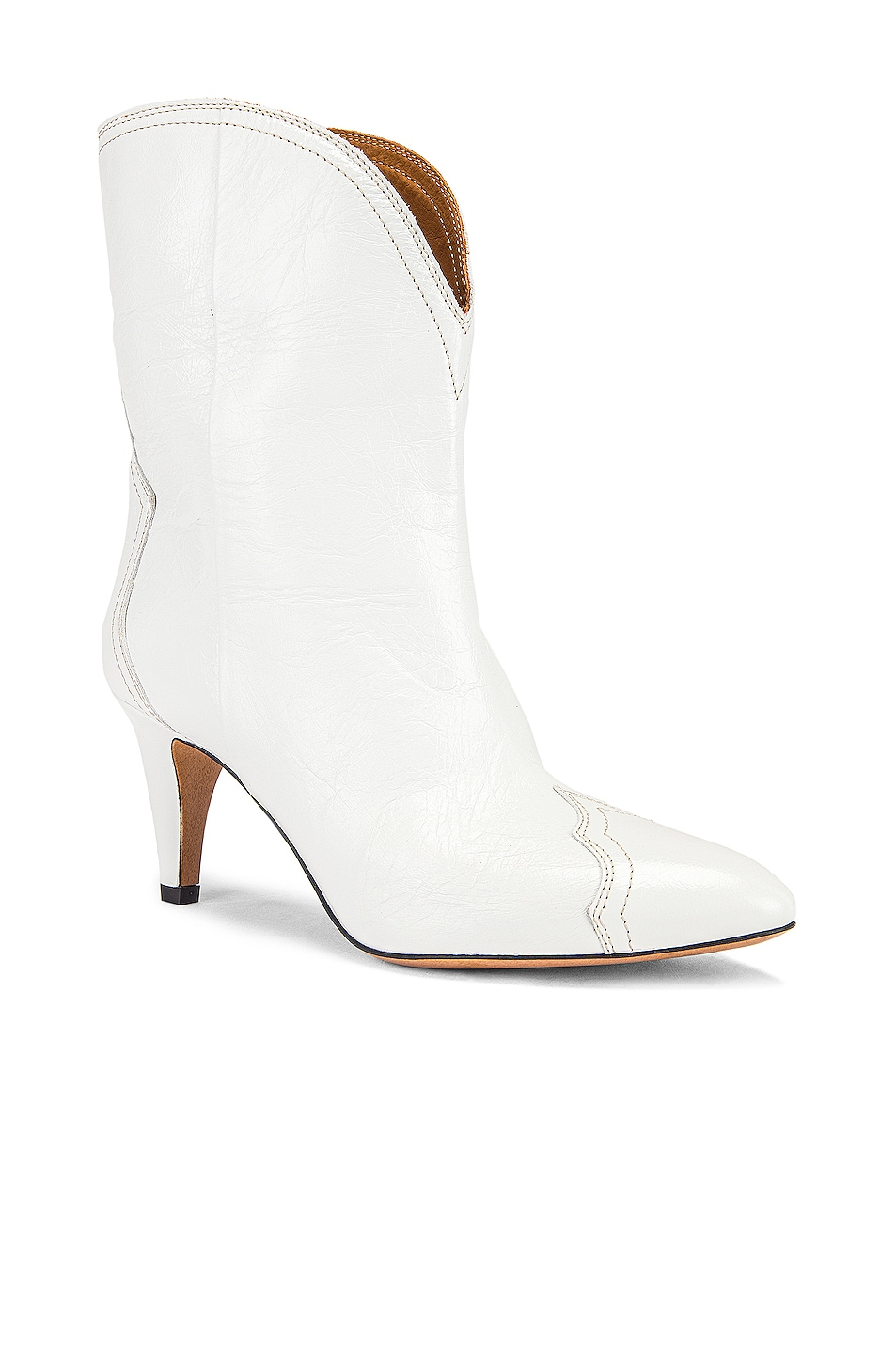 Image 2 of Isabel Marant Dythey Boot in White