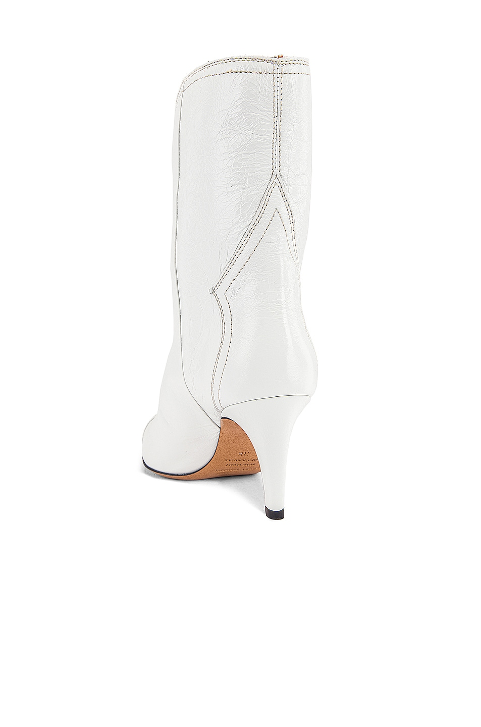 Image 3 of Isabel Marant Dythey Boot in White